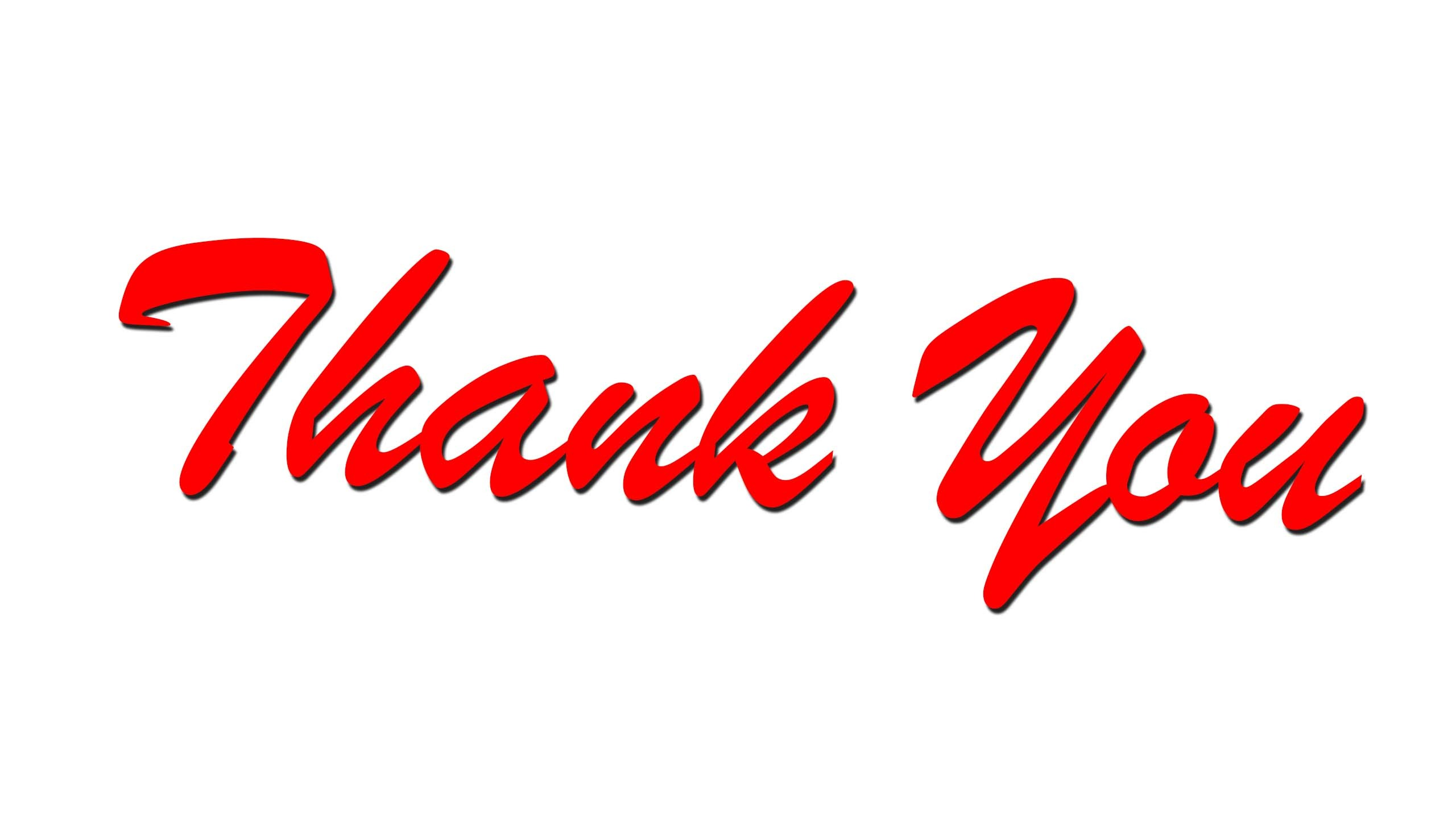 Thank You Images For Ppt Free 40 Best Presentation